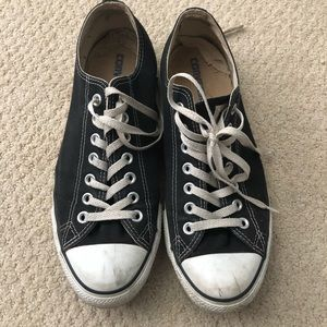 Shoes - Converse sneakers well worn